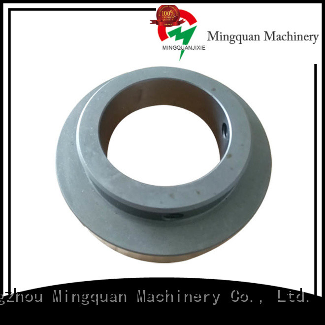 flange fitting supplier for workshop Mingquan Machinery