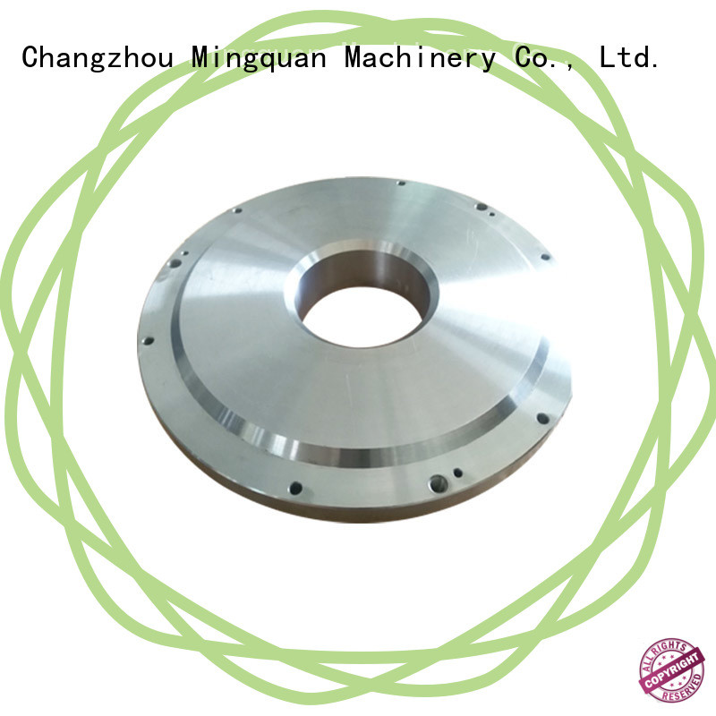 Mingquan Machinery metal flange supplier for factory