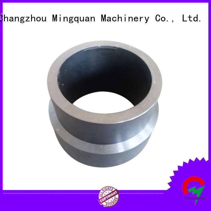 Mingquan Machinery professional machined parts china factory price for turning machining