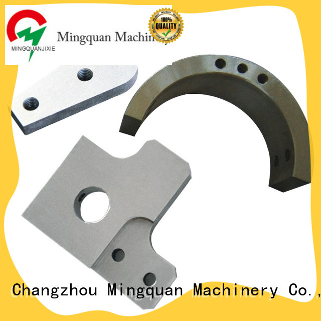 Mingquan Machinery cnc parts supply online for CNC machine