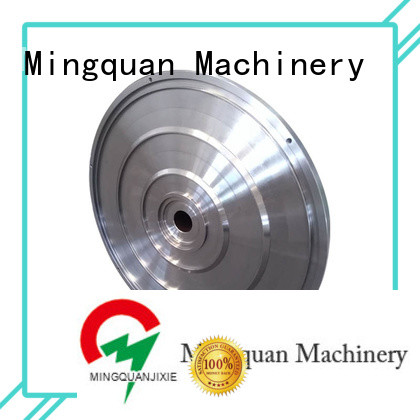 Mingquan Machinery mild steel flanges factory direct supply for plant