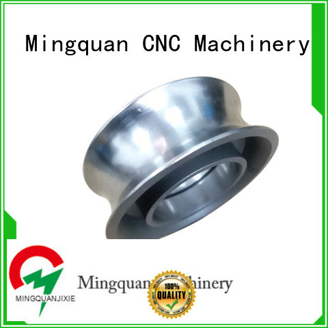 Mingquan Machinery machined parts wholesale for turning machining