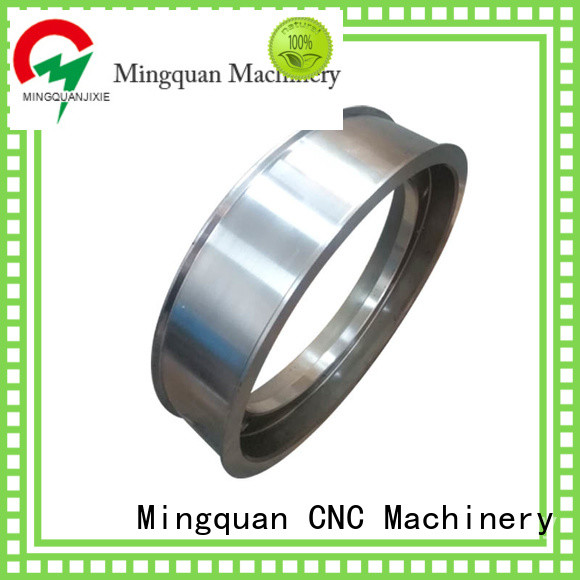 Mingquan Machinery cnc milling service with discount for factory