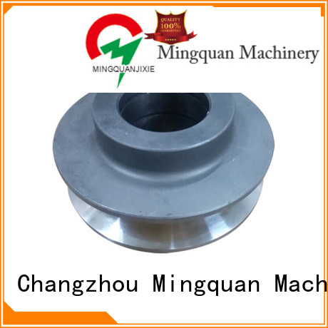 Mingquan Machinery mechanical main shaft sleeve personalized for CNC milling