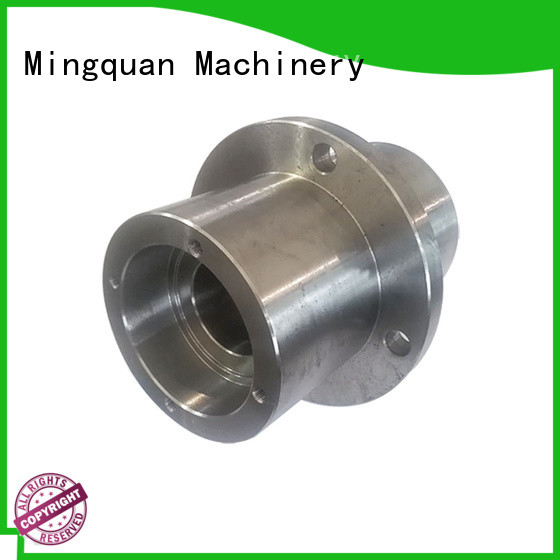 Mingquan Machinery cnc custom machining personalized for machinery