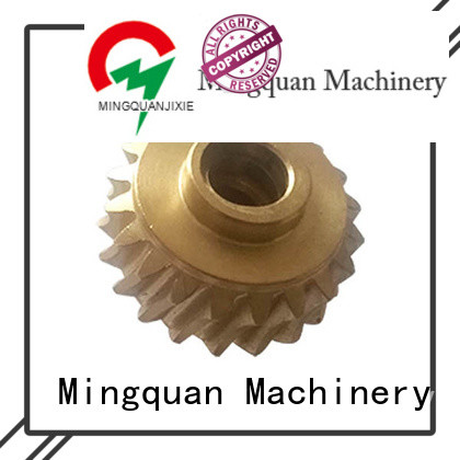 Mingquan Machinery precision turned parts factory price for machine