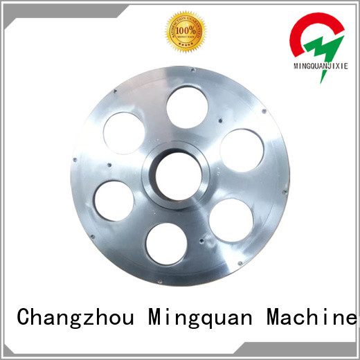 Mingquan Machinery high quality alloy steel flanges supplier for workshop