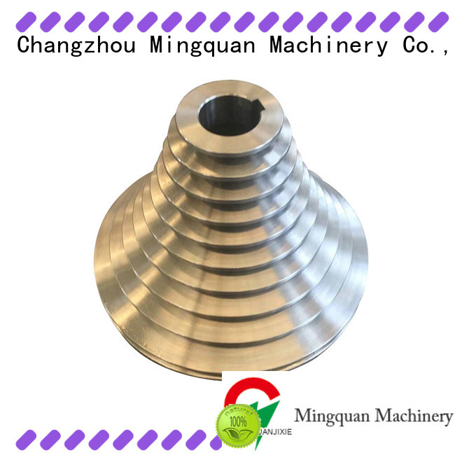 Mingquan Machinery stainless steel shaft sleeve personalized for CNC milling