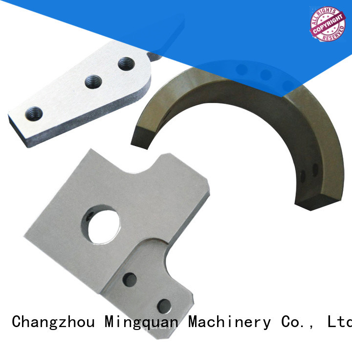 Mingquan Machinery custom made cnc mechanical parts from China for turning machining