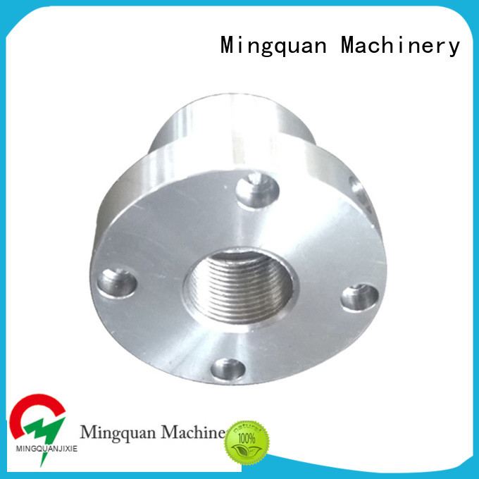 Mingquan Machinery metal flange factory direct supply for workshop