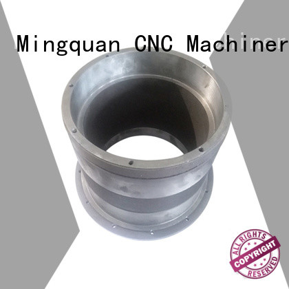 Mingquan Machinery accurate custom cnc machining supplier for factory