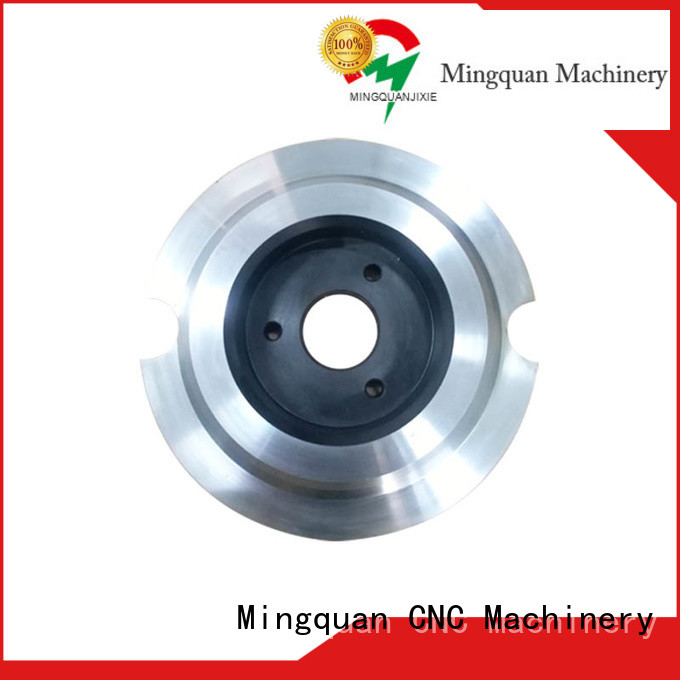 Mingquan Machinery top rated aluminium cnc service wholesale for machinery
