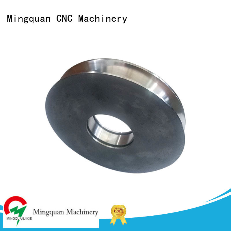 Mingquan Machinery good quality turning parts supplier for machinery