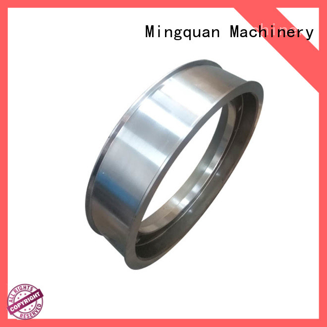 Mingquan Machinery cnc machining china factory price for plant