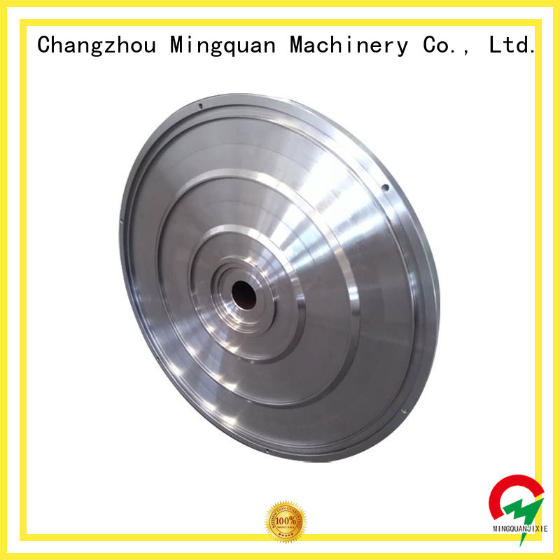 Mingquan Machinery large flange supplier for workshop
