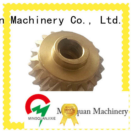 Mingquan Machinery precision turned parts wholesale for CNC milling