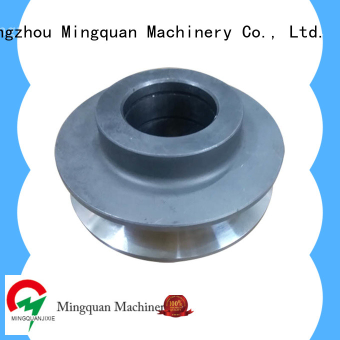 Mingquan Machinery precise main shaft sleeve bulk production for turning machining