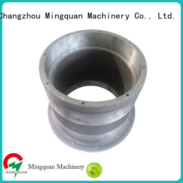 Mingquan Machinery professional what is shaft sleeve bulk production for CNC milling