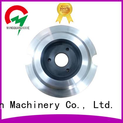 Mingquan Machinery precise aluminum machining part for turning machining