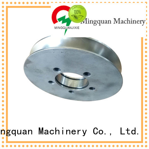 Mingquan Machinery top rated centrifugal pump shaft sleeve bulk production for turning machining