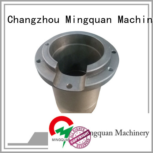 precise flange shaft sleeve bulk production for machinery