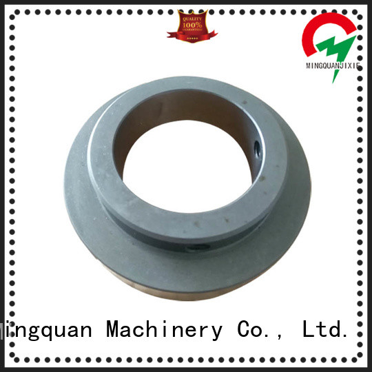 heat 2 pipe flange supplier for factory Mingquan Machinery