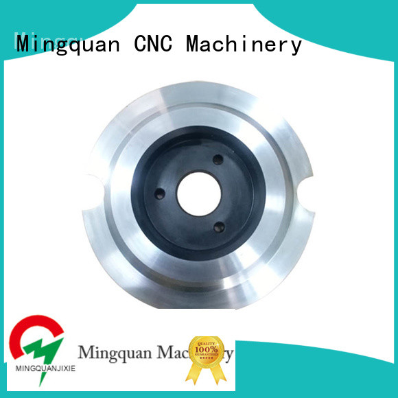Mingquan Machinery cnc turning parts personalized for machinery