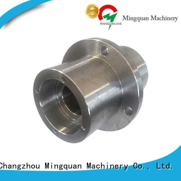 Mingquan Machinery main shaft sleeve factory price for turning machining