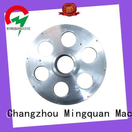forged steel flanges for industry Mingquan Machinery