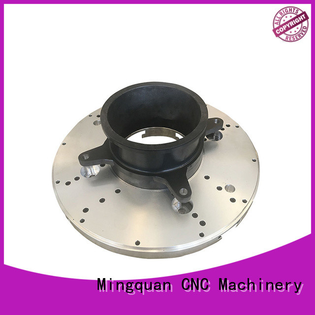 Mingquan Machinery mechanical cnc milling machine parts factory price for machine