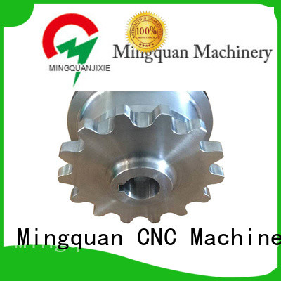 Mingquan Machinery precise wholesale precision shaft parts bulk production for machinery
