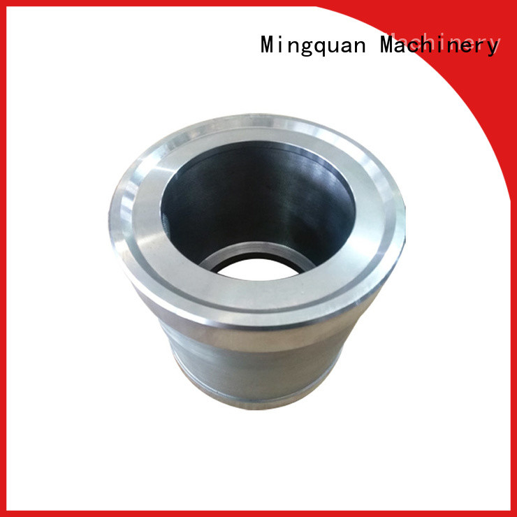 Mingquan Machinery accurate machined shaft with good price for machine