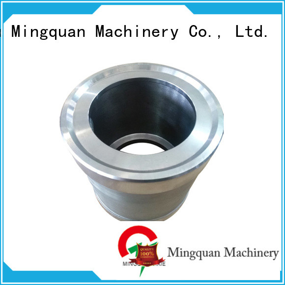 Mingquan Machinery top rated stainless steel shaft sleeve with good price for turning machining