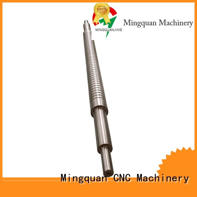 Mingquan Machinery precision turned components manufacturer for factory