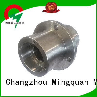 Mingquan Machinery machined turning parts china factory price for turning machining