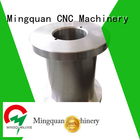 Mingquan Machinery turning parts factory price for turning machining