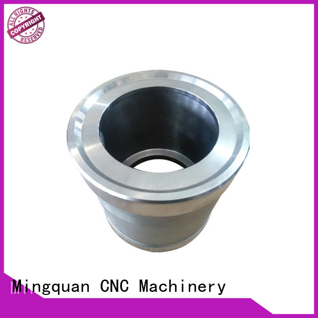 Mingquan Machinery cnc machining parts factory price for turning machining