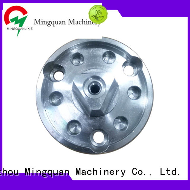 Mingquan Machinery durable aluminum flange personalized for workshop