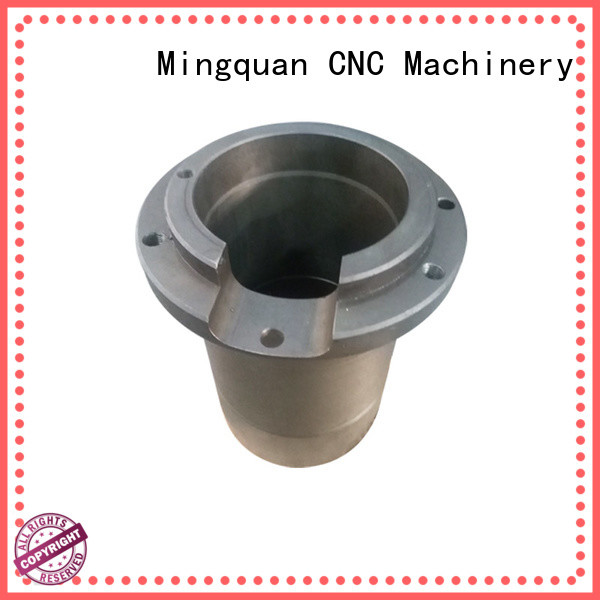 good quality pump shaft sleeve personalized for CNC milling