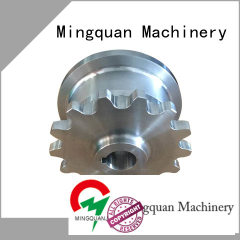 professional custom machined parts personalized for machinery