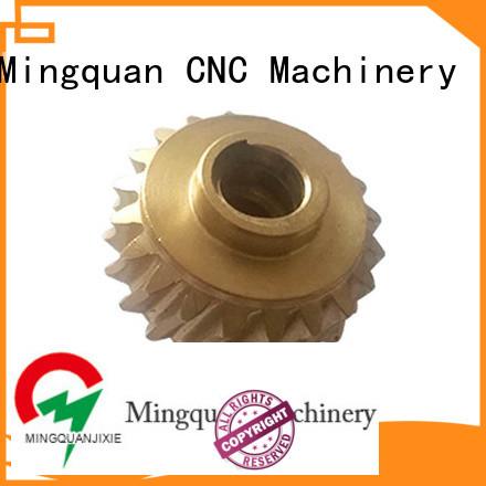 good quality custom machined aluminum parts wholesale for turning machining
