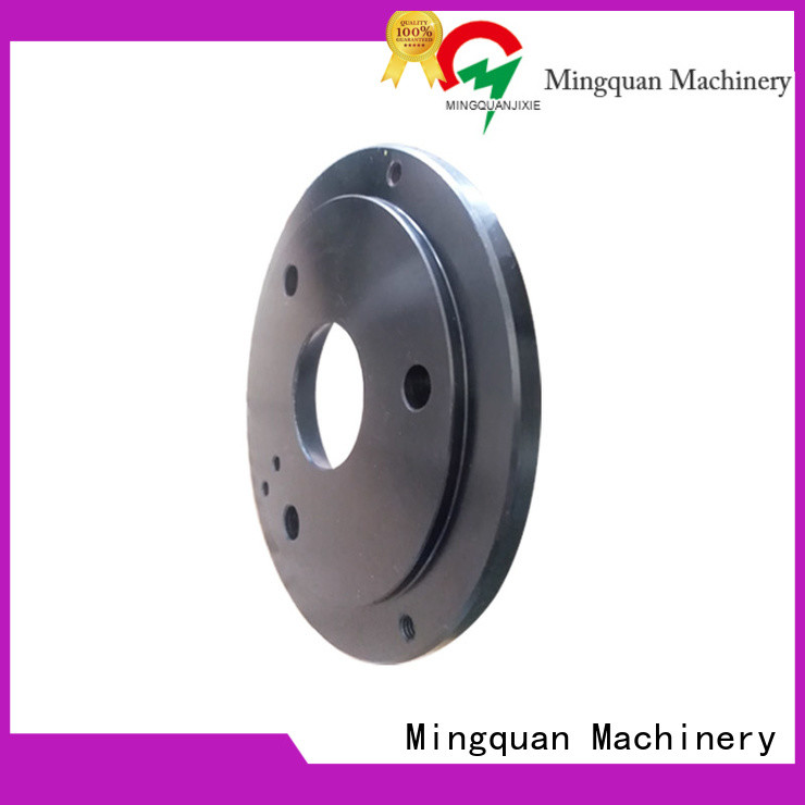 Mingquan Machinery pipe base flange factory direct supply for plant