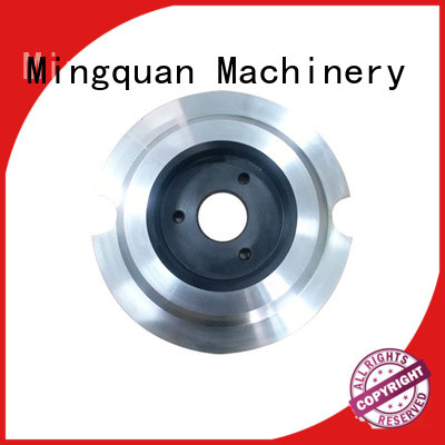 Mingquan Machinery top rated cnc precision machining factory price for machinery