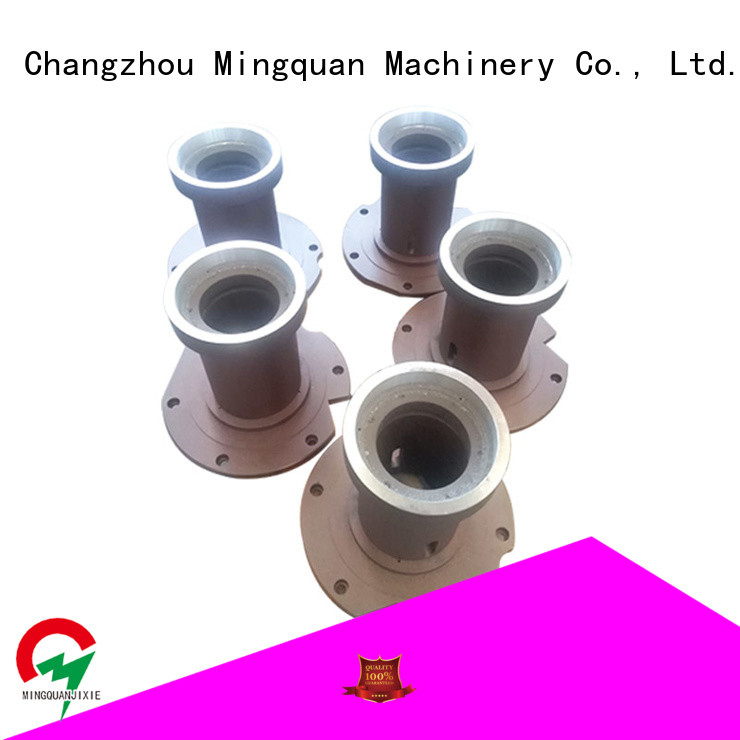 cnc parts precision for turning machining Mingquan Machinery