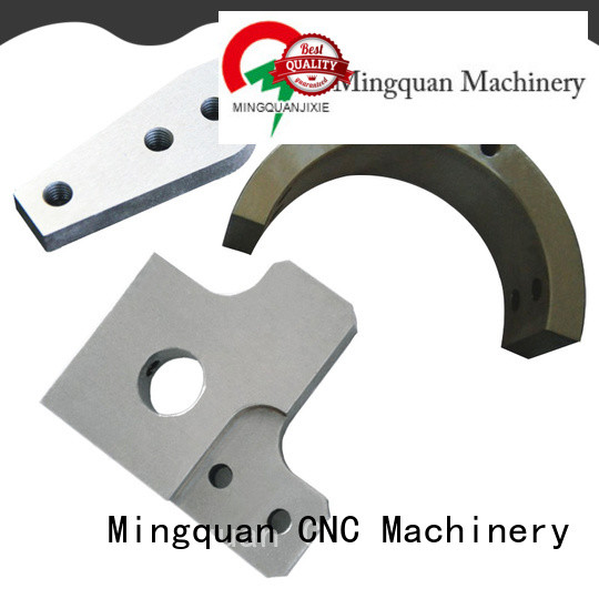 Mingquan Machinery quality custom cnc milling on sale for turning machining