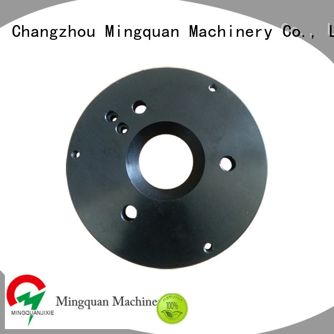 Mingquan Machinery large steel flange factory price for workshop