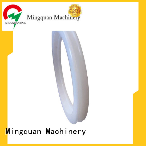 Mingquan Machinery precision forged flanges personalized for plant