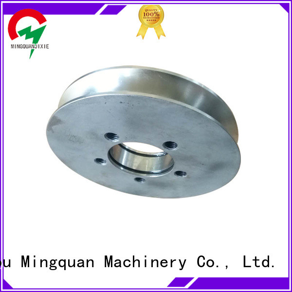custom machined aluminum parts personalized for turning machining Mingquan Machinery