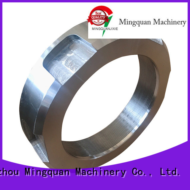 Mingquan Machinery plastic flange factory price for factory