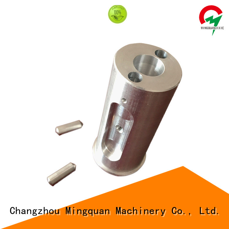 Mingquan Machinery mechanical shaft sleeve of pump factory price for CNC milling